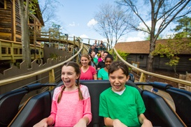 50% Off Busch Gardens Williamsburg/Water Country USA Ticket at Busch Gardens Williamsburg/Water Country USA, plus 6.0% Cash Back from Ebates.