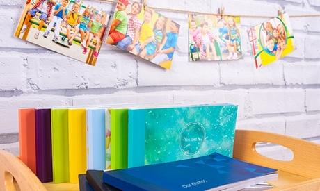 1, 2 o 3 Sharebooks de fotos de 50 páginas desde 3,90 € en Colorland