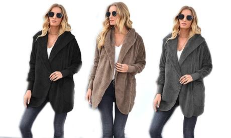 Abrigo de mujer, disponible en 3 colores y varias tallas