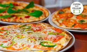 Foleto Restaurante e Pizzaria: Rodízio com diversas opções de pizza para 1 ou 2 pessoas no Foleto Restaurante e Pizzaria - Barra da Tijuca