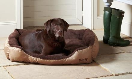 Bunty Deluxe Fleece Lined Pet Bed