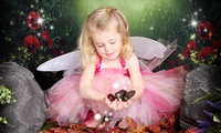 Fairy Photoshoot with Prints from Photography By Marc Lloyd Evans