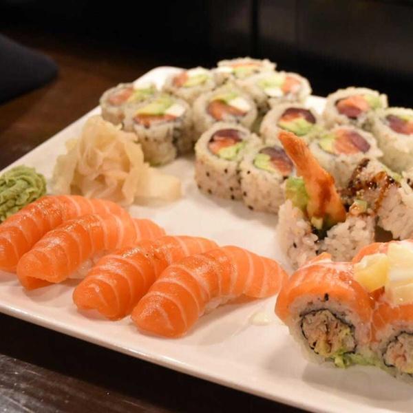 Hanaro Sushi From 18 50 Bethesda Md Groupon Station special roll (8 pcs). asian cuisine at hanaro sushi 38 off