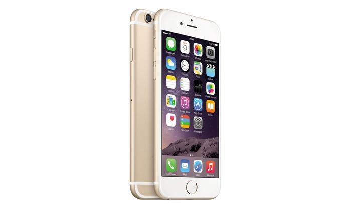 vente flash 3 jours apple iphone 6 16go groupon. Black Bedroom Furniture Sets. Home Design Ideas