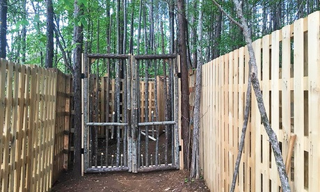 Outdoor Escape Room for Two, Four, or Six at Escape Woods (Up to 40% Off) d04b1e6f-5b96-4df3-b7b1-858a20dfa519