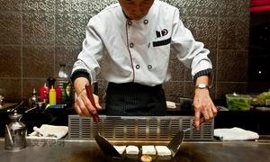Ito: Menu Teppanyaki et kir pour 2 personnes à 29,90 € au restaurant Ito