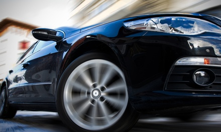 Trip to Airport in Luxury Car from Leucadia Transportation (50% Off). Two Options Available.