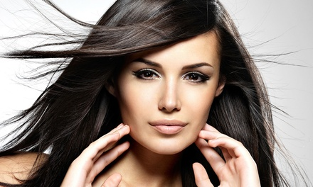 One or Two Keratin Treatments at The Hair Connection (Up to 67% Off)