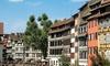 Strasbourg Sud : chambre double ou familiale avec pdj et parking
