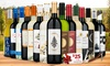 Up to 81% Off 15 Bottles of Premium International Wine