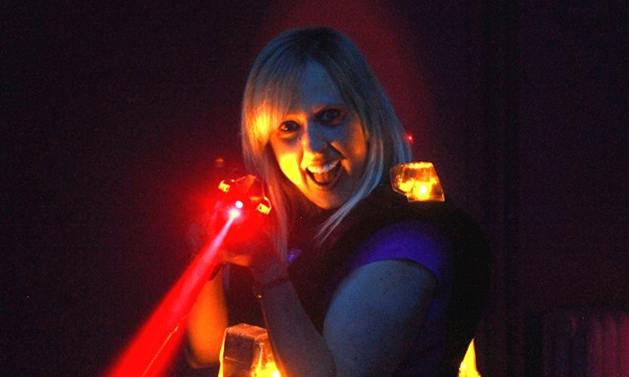 Laser Tag at Zap Zone Niagara (Up to 50% Off).  Six Options Available.