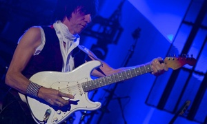 Jeff Beck & Buddy Guy: Jeff Beck & Buddy Guy on August 5 at 7 p.m.