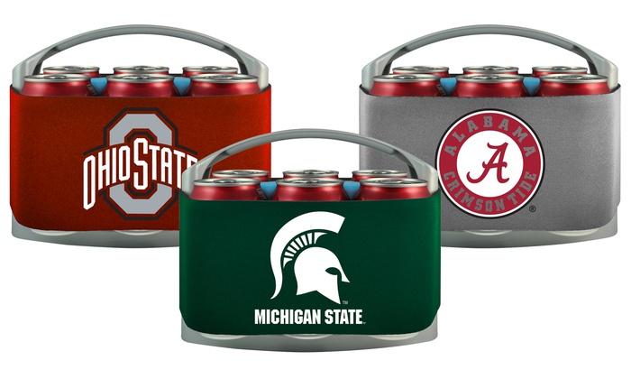 NCAA Cool 6-Beverage Cooler