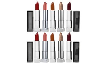 10 Maybelline Metallic Lipsticks