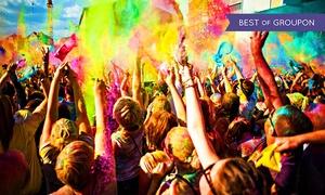 The Color Festival: 2x Farbgefühle Festival im Juli 2017 in Köln, Neuss und Dortmund im exklusiven Presale inkl. Schlüsselband (50% sparen)