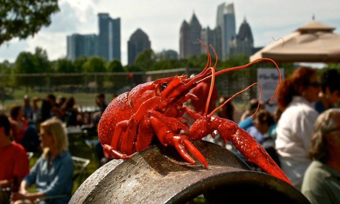 Oyster and Crawfish Festival at Park Tavern - Park Tavern: VIP 13th Annual Oyster Crawfish Festival with Cowboy Mouth on Saturday, March 26, at 2 p.m.