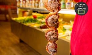 Norte Grill Barra: Buffet de churrasco para 1 ou 2 pessoas no Norte Grill - Barra