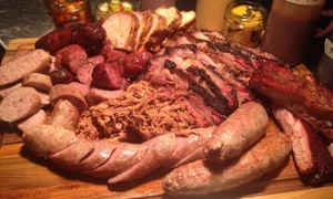 Smoke The Restaurant: Classic Texas Barbecue for Two or Four at Smoke The Restaurant (Up to 45% Off). Four Options Available.