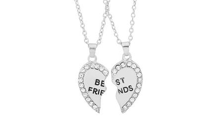 Best Friends Necklaces Set