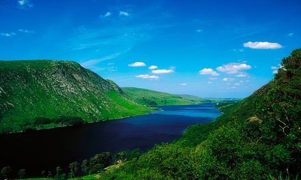 Co. Donegal: 1, 2 or 3 Nights for Two with Breakfast and Options for a £25 Food Credit at Ostan Loch Altan