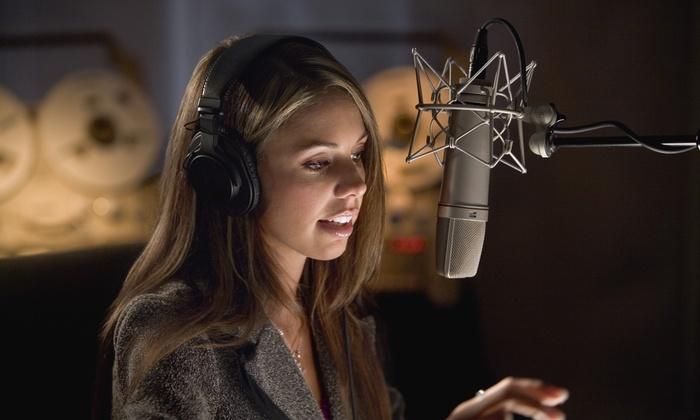 LoveWork Studios - Norcross: Four Hours of Recording-Studio Time from Lovework Studios (20% Off)