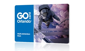 Smart Destinations: Two-Day All-Inclusive Go Orlando Card Including Free Admission to 30+ Popular Orlando Attractions