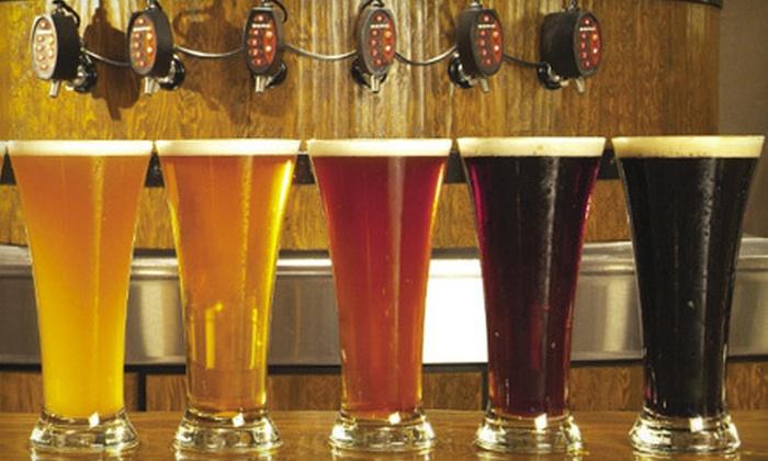 Rock Bottom Brew Pub - Downtown Halifax: Upscale Pub Cuisine at Rock Bottom Brew Pub (Half Off)