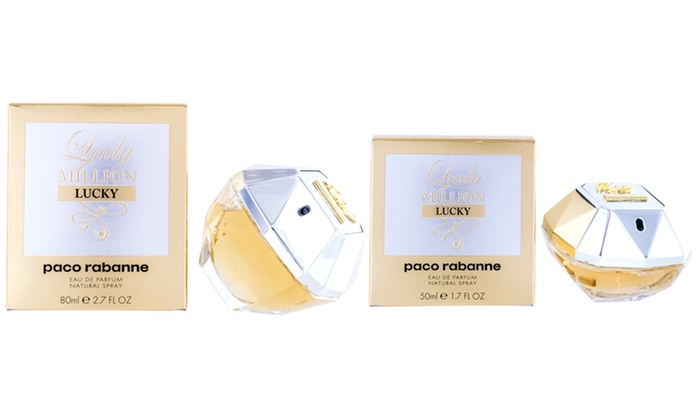 Up To 43 Off On Pc Lady Million Lucky Edp Groupon Goods
