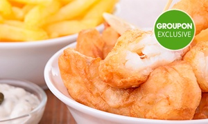 Archers Eatery: Fish or Burger + Chips & Drink for 1 (From $8.50), 2 (From $16) or 4 (From $32) at Archers Eatery (From $13.90 Value)