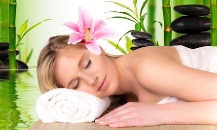 $59 for Choice of 90Minute Massage Pamper Package at CFree Day Spa Up to $165 Value