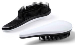 Brosse à cheveux anti-nœuds