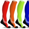 DCF Recovery and Support Tonal Compression Socks (6-Pack)