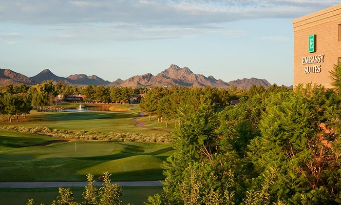Embassy Suites Phoenix - Scottsdale: Stay at Embassy Suites Phoenix - Scottsdale in Phoenix
