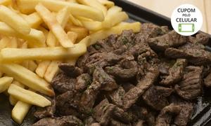 Brócolis Restaurante e Cafeteria: Chapa especial mista para 4 ou 8 pessoas no Brócolis Restaurante e Cafeteria – Planalto