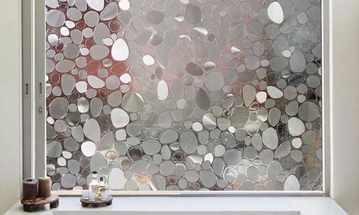 Pellicole adesive per vetri groupon goods - Pellicole vetri finestre ...