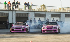 Drift School: Two ($59) or Four Joy Laps ($109), or Two Laps and a Driving Experience ($159) at Drift School WA (Up to $199 Value)