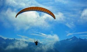 Sparavel: Volo con parapendio in tandem nei cieli di Torino con Sparavel ASD (sconto 42%)