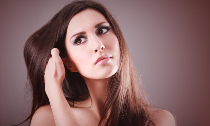Hair and Makeup by Brandy - Round Rock: Haircut with Shampoo and Style from Hair and Makeup by Brandy (57% Off)