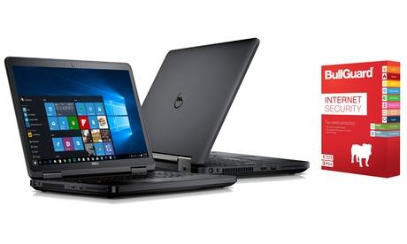 Portátil Dell Latitude E5440 reacondicionado con antivirus Bullguard opcional (envío gratuito)
