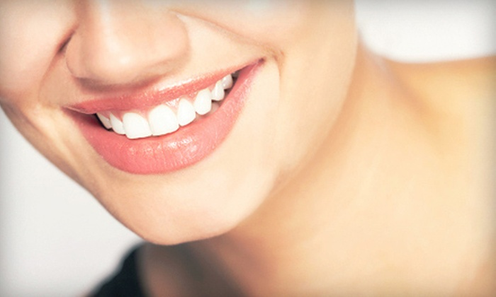 Pebble Beach Dental - Citrus Heights: Dental Exam, X-rays, and Cleaning with Option for Teeth-Whitening Kit at Pebble Beach Dental (Up to 85% Off)
