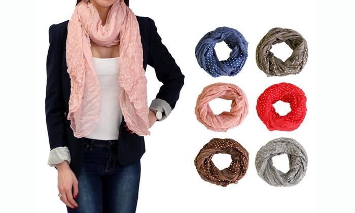53695705722d 3 ou 6 grands foulards   Groupon