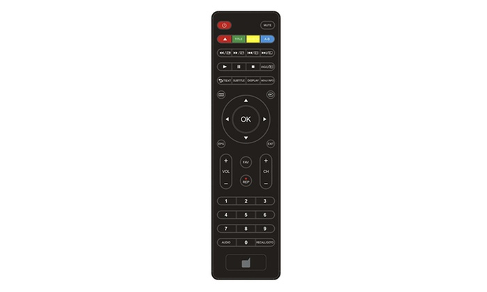 Ultramoderne Dick Smith Remote Control | Groupon UX-64