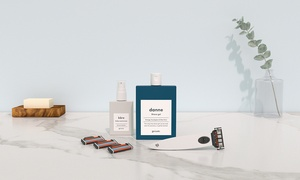 Grüum: Three- or Six-Month Shaving and Skincare Subscription from Grüum (Up to 46% Off)