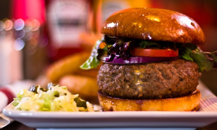 Jersey's Bar and Grill - Inver Grove Heights: $15 for $25 Worth of Burgers, Pub Food, and Drinks at Jersey's Bar & Grill