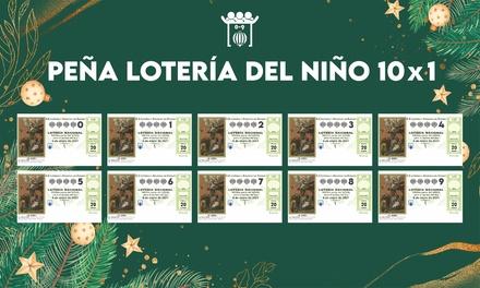 10 décimos de «El Niño»