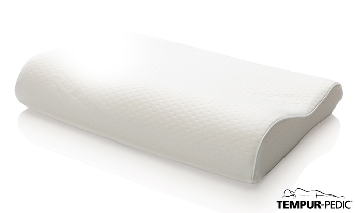 Tempur Pedic Neck Pillow Groupon