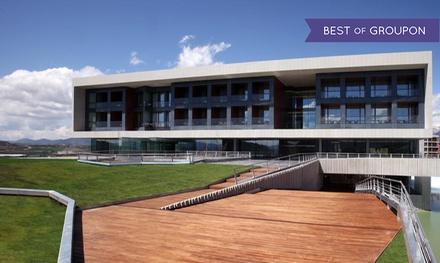 Huesca: 1, 2 o 3 noches para 2 con opción a desayuno o media pensión en Sercotel Las Margas Golf 4*