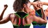 1 ou 2 correcteurs de posture avec scratch pour épaules et dos