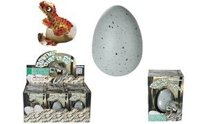 Jeu œuf de dinosaure