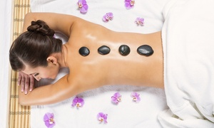 Well Kneaded Massage st peters: Healing-Stone Massage or Cranial Sacral Therapy at Well Kneaded Massage (51% Off)
